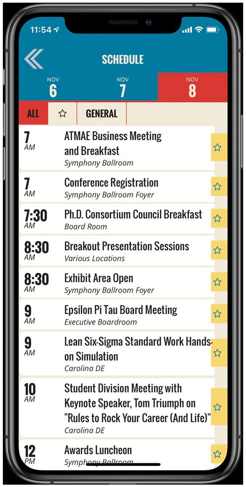 ATMAE Conference